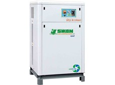 Máy nén khí không dầu Swan SDU-310CD
