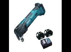 Máy Đa Năng Cắt + Mài Dùng Pin MAKITA DTM51RFE10