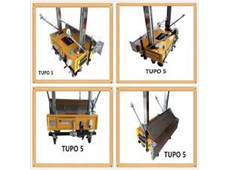 Mát trát tường TUBO 5-1200
