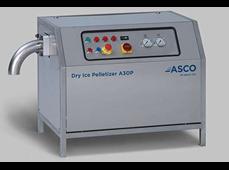 Máy bắn đá khô CO2 Asco Dry Ice Pelletizer A30P