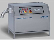 Máy bắn đá khô CO2 Asco Dry Ice Pelletizer A55P