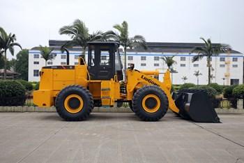 Máy xúc lật Liugong CLG 855N