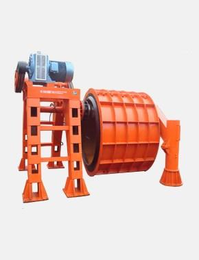 Dây chuyền sản xuất ống cống bê tông công nghệ cán trục treo