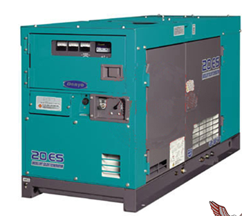 Máy phát điện Denyo DCA-20ESK