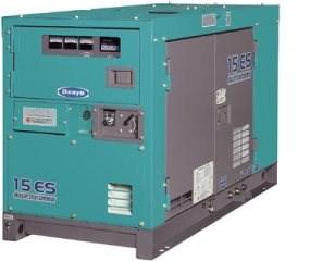 Máy phát điện Denyo DCA-15ESK