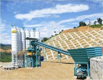 Trạm trộn bê tông 75 - 500 m³/h