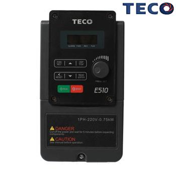 Biến tần TECO - E510 - 10HP - 380V