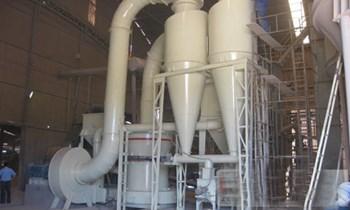 Dây chuyền sản xuất nghiền bột