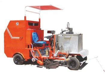 Máy kẻ đường tự động sơn nóng