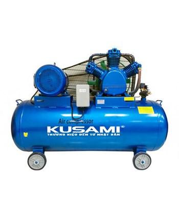 Máy nén khí dây đai KUSAMI KS-W-0.67/12.5-330L