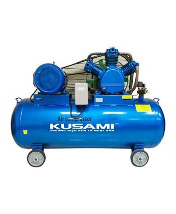 Máy nén khí dây đai KUSAMI KS-W-2.0/8-500L