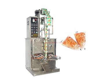 Máy đóng gói sữa chua tam giác DP229