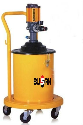 Máy bơm mỡ khí nén Busan BS-100