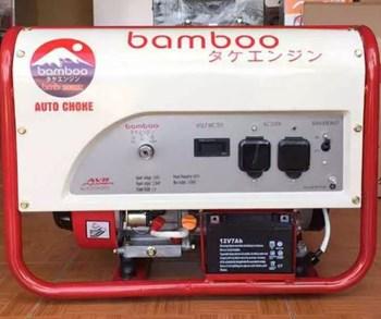 Máy phát điện xăng Bamboo BmB 9800EX