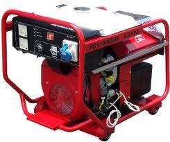 Máy phát điện xăng trần Honda HG11000SDX