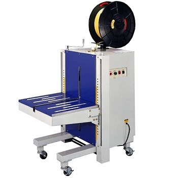 Máy đóng đai thùng bán tự động Chali JN-600VS