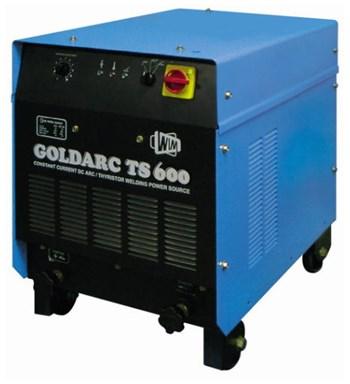 Máy hàn que DC Wim Goldarc TS600