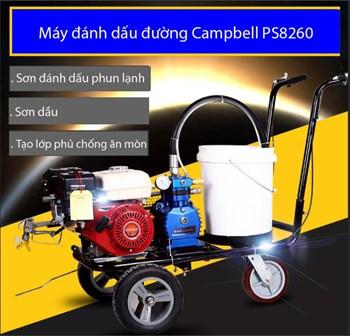 Máy đánh dấu đường Campbell PS8260