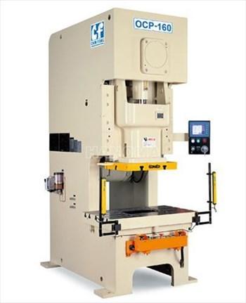Máy dập cơ khung C một trục khuỷu CHIN FONG OCP-160
