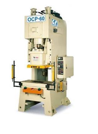 Máy dập cơ khung C một trục khuỷu CHIN FONG OCP-60