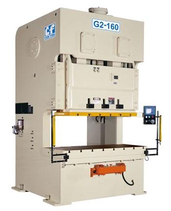 Máy dập cơ khung C hai trục khuỷu CHIN FONG G2-160