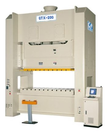 Máy dập khung H hai trục khuỷu CHIN FONG GTX-200