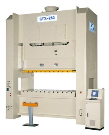 Máy dập khung H hai trục khuỷu CHIN FONG GTX-250