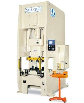 Máy dập khung H một trục khuỷu Chin Fong SC1-100