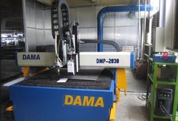 Máy Cắt Plasma CNC DAMA DMP-2030