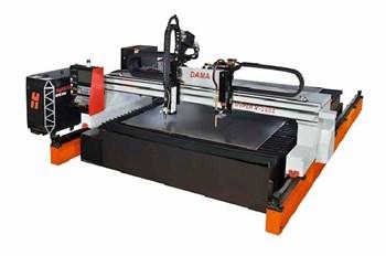 Máy Cắt Plasma CNC DAMA Hyper X-2500