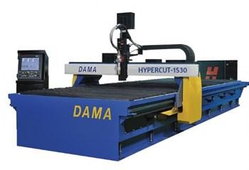 Máy Cắt Plasma CNC DAMA HYPERCUT-1530