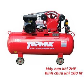 Máy nén khí 2HP Topmax V-0.17/8