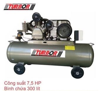 Máy nén khí piston 7.5HP Turbor W-0.60/12.5