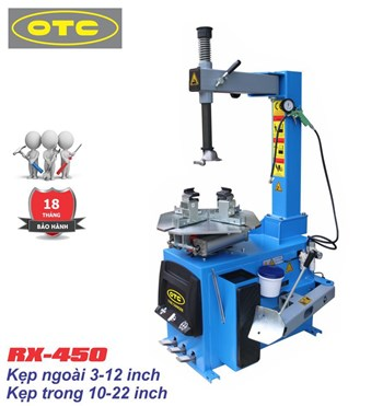 Máy ra vào lốp OTC RX-450