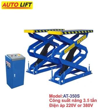 Cầu nâng cắt kéo âm nền AUTOLIFT AT-350S