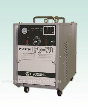 Máy cắt plasma Hyosung PC70