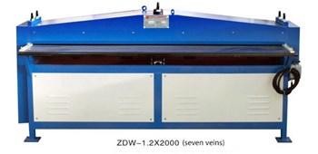 Máy cán tạo gân tăng cứng ZDW-1.2x2000