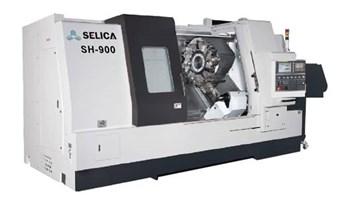 Máy tiện CNC Selica SH-900