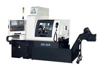 Máy tiện CNC Selica SS-32A