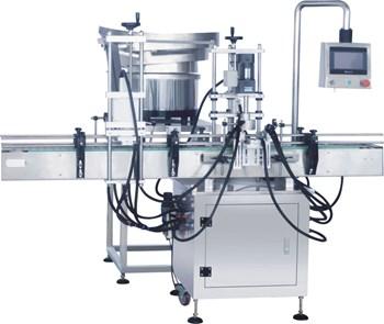 Máy cấp và siết nắp dạng thẳng tự động PRO-SCM-1