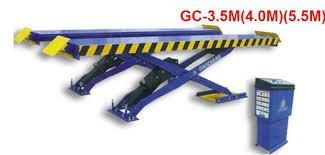 Cầu cắt kéo nâng toàn xe Gaochang GC-5.5M