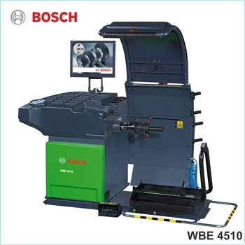 Máy cân bằng lốp xe tải Bosch WBE-4510