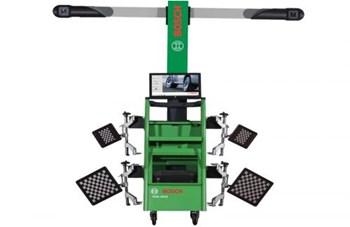 Thiết bị kiểm tra góc đặt bánh xe tự động 3D Bosch FWA -4510