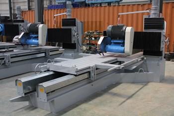 Máy cắt đá thủy lực HSQB-2700