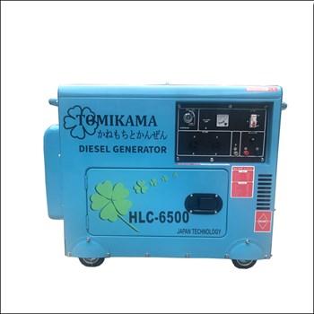 Máy phát điện chạy dầu Tomikama HLC-6500