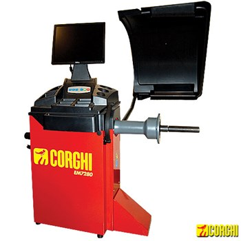 Thiết bị cân bằng lốp Corghi EM7280