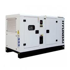 Máy phát điện diesel 3 pha Hyundai DHY 14KSE