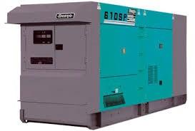 Máy phát điện DENYO DCA-610SPM