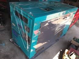 Máy phát điện DENYO 1 pha DCA-10 ESX-DA