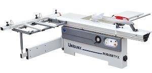 Máy cưa bàn trượt UNISUNX MJ6128TYX